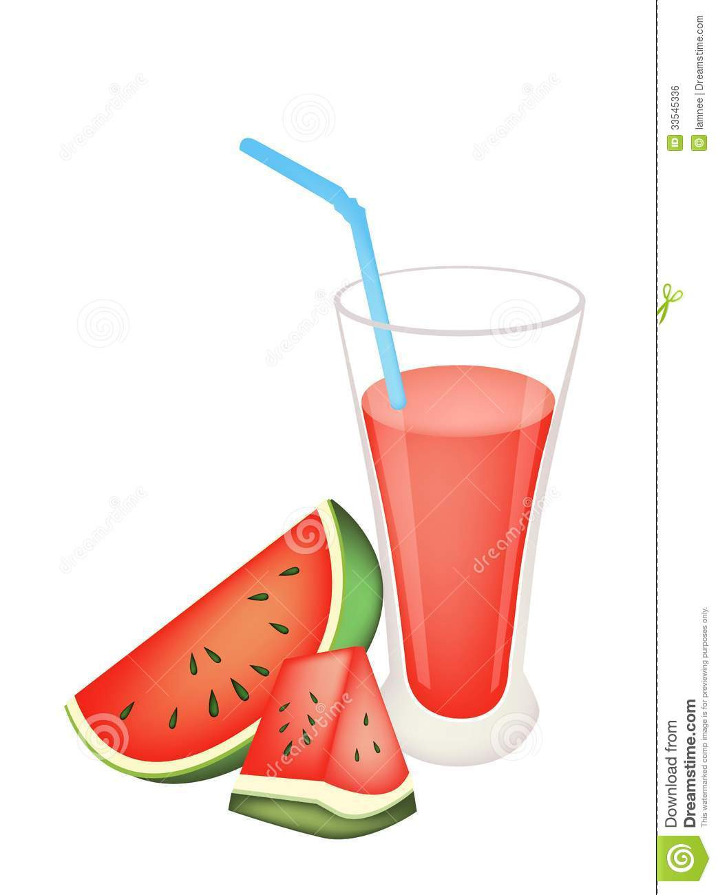 ... Juice And Watermelon Fruit Royalty Free Stock Image - Image: 33545336