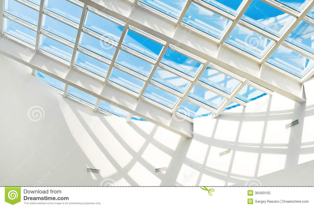 Glass Roof Royalty Free Stock Photo Image 36493105