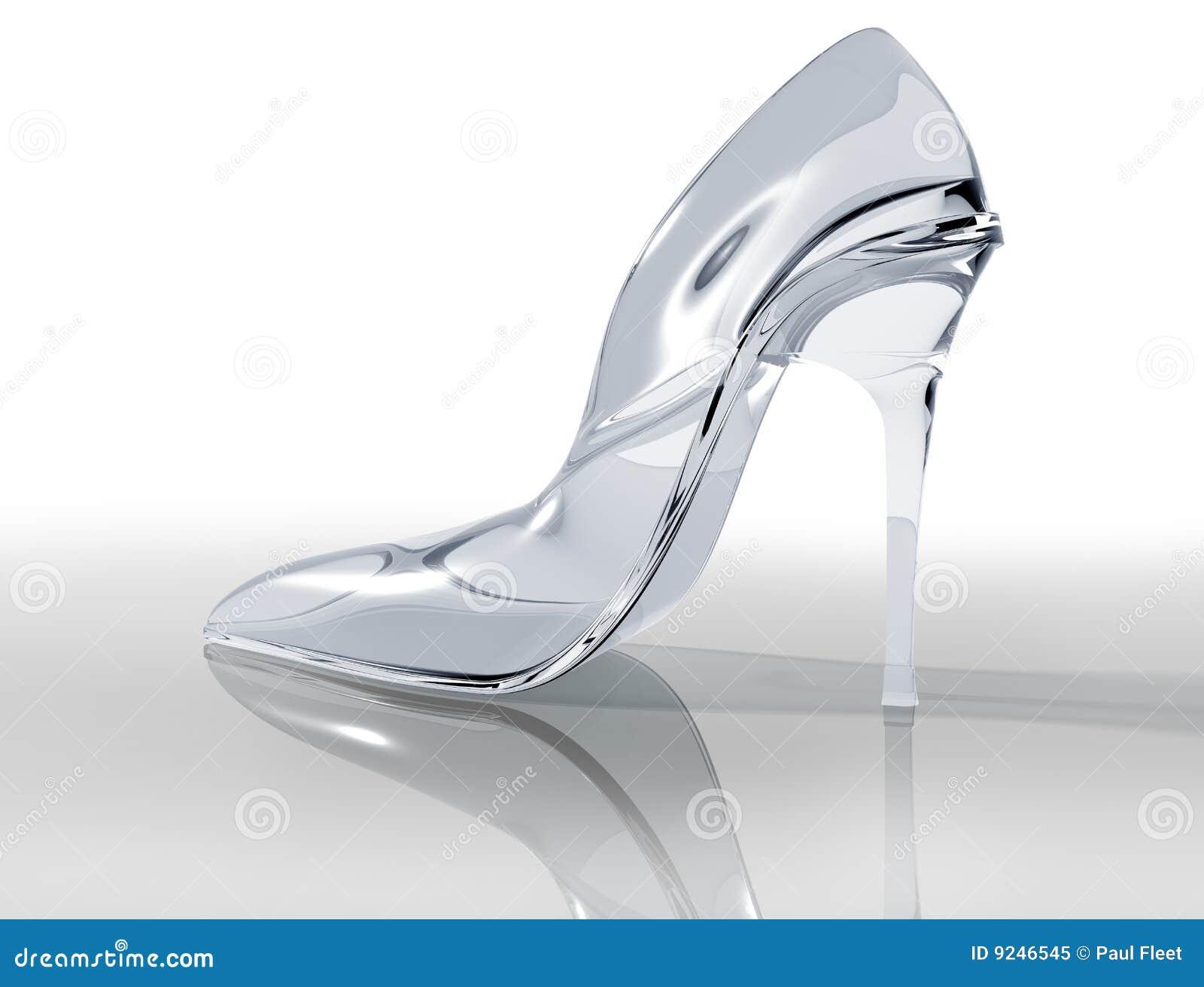Glass Slipper Running Shoes