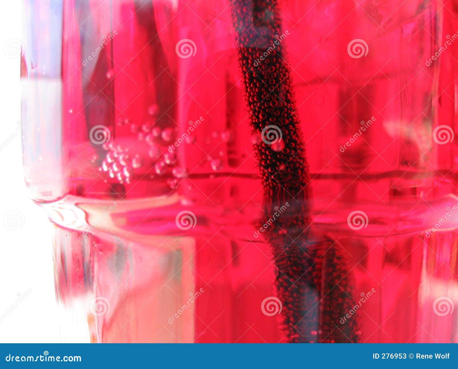 Glass sodavatten