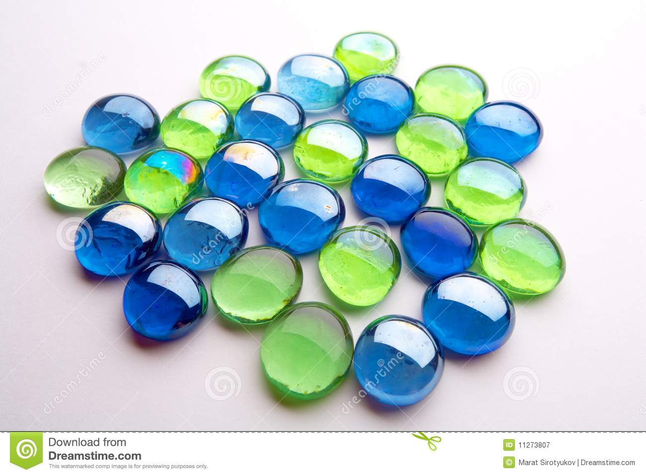 Glass Spheres Royalty Free Stock Photography - Image: 11273807