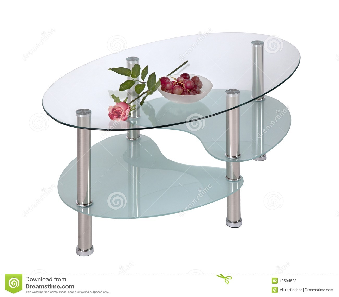 Glass Top Coffee Table Royalty Free Stock Photos Image  : glass top coffee table 18594528 from dreamstime.com size 1300 x 1141 jpeg 141kB