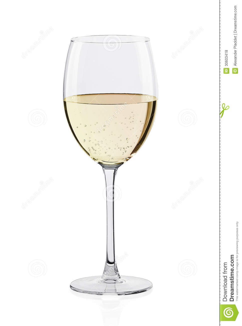 Glass of white wine stock photo image of liquid event for Cocktail 0 base de vin blanc