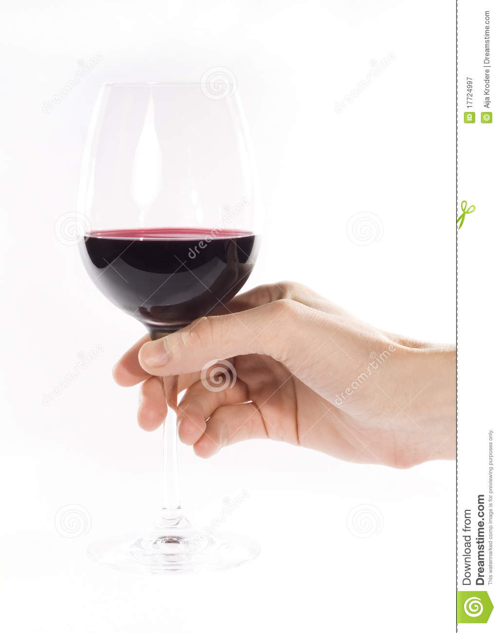 Glass Of Wine Royalty Free Stock Photography Image 17724997