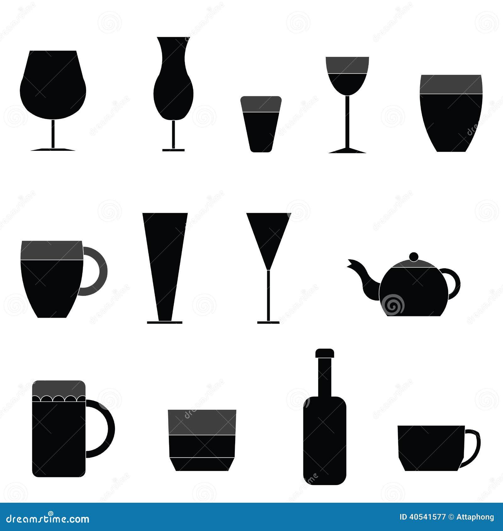 Glass of wine icon symbol vector stock vector illustration of glass of wine icon symbol vector biocorpaavc Gallery