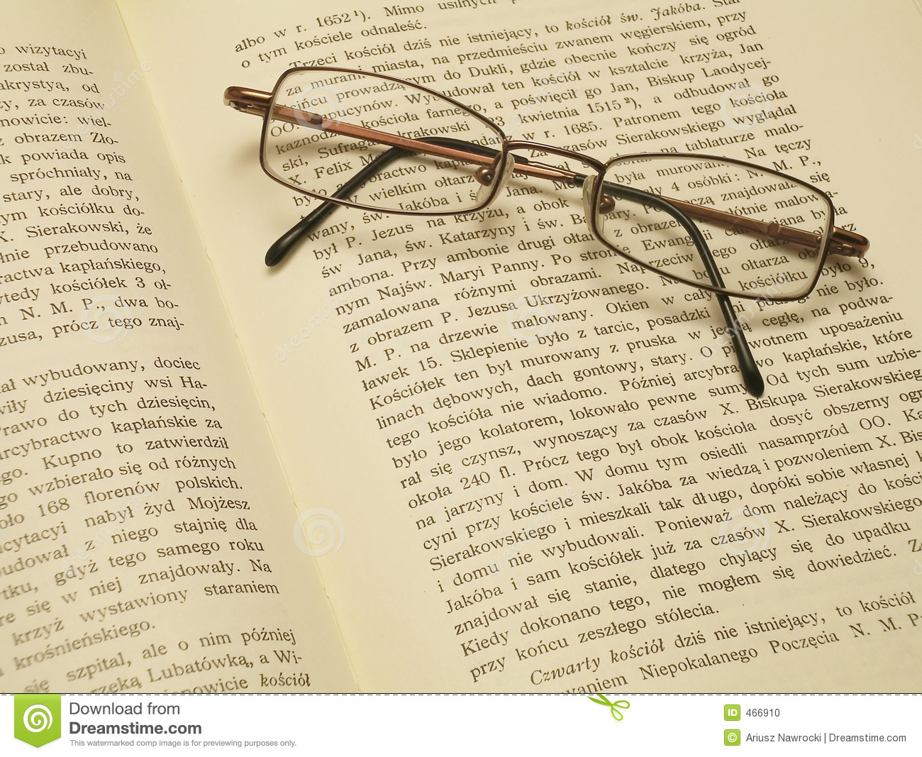 Download Glasses stock photo. Image of literature, journal, intellectual - 466910