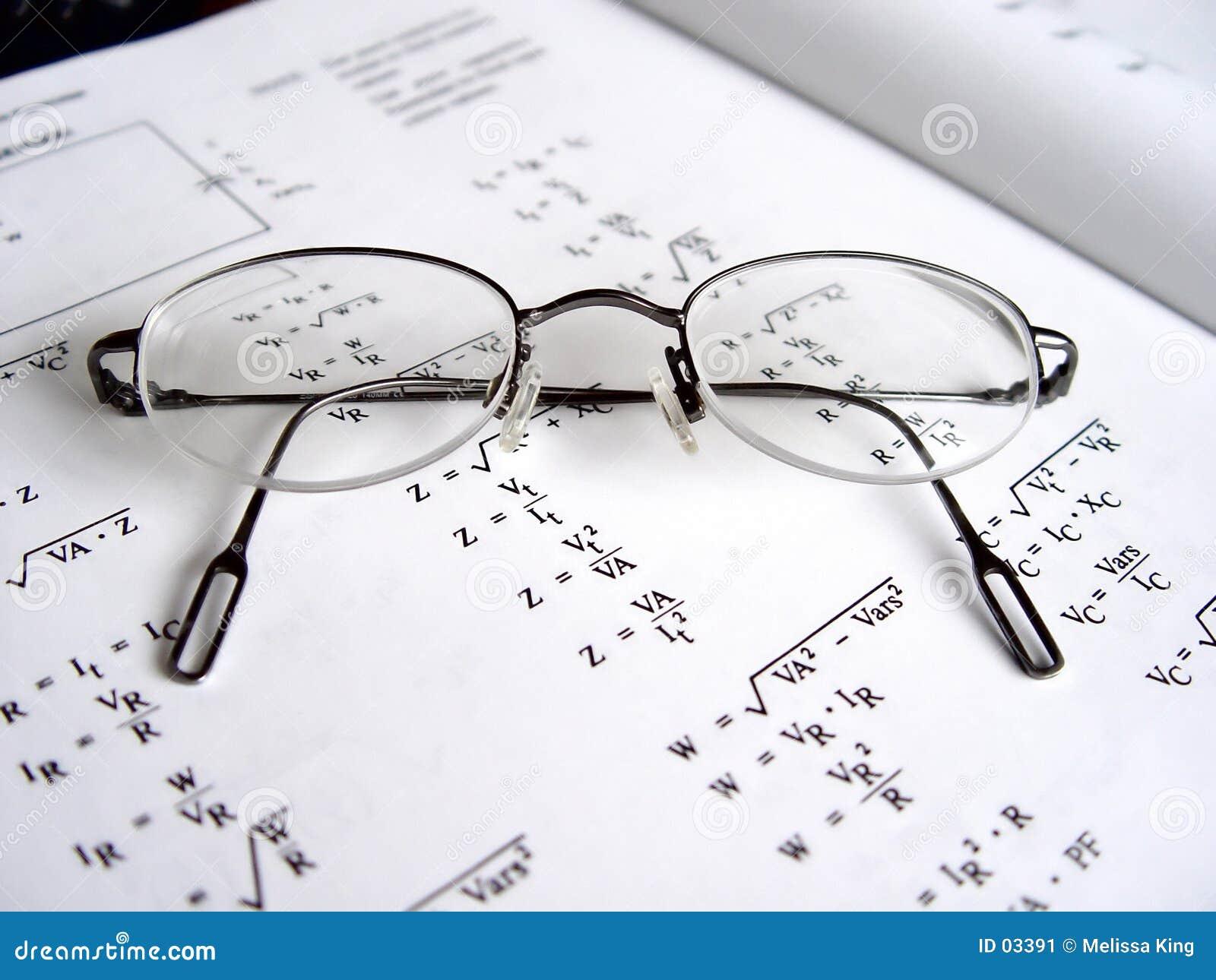 Glasses on Book II