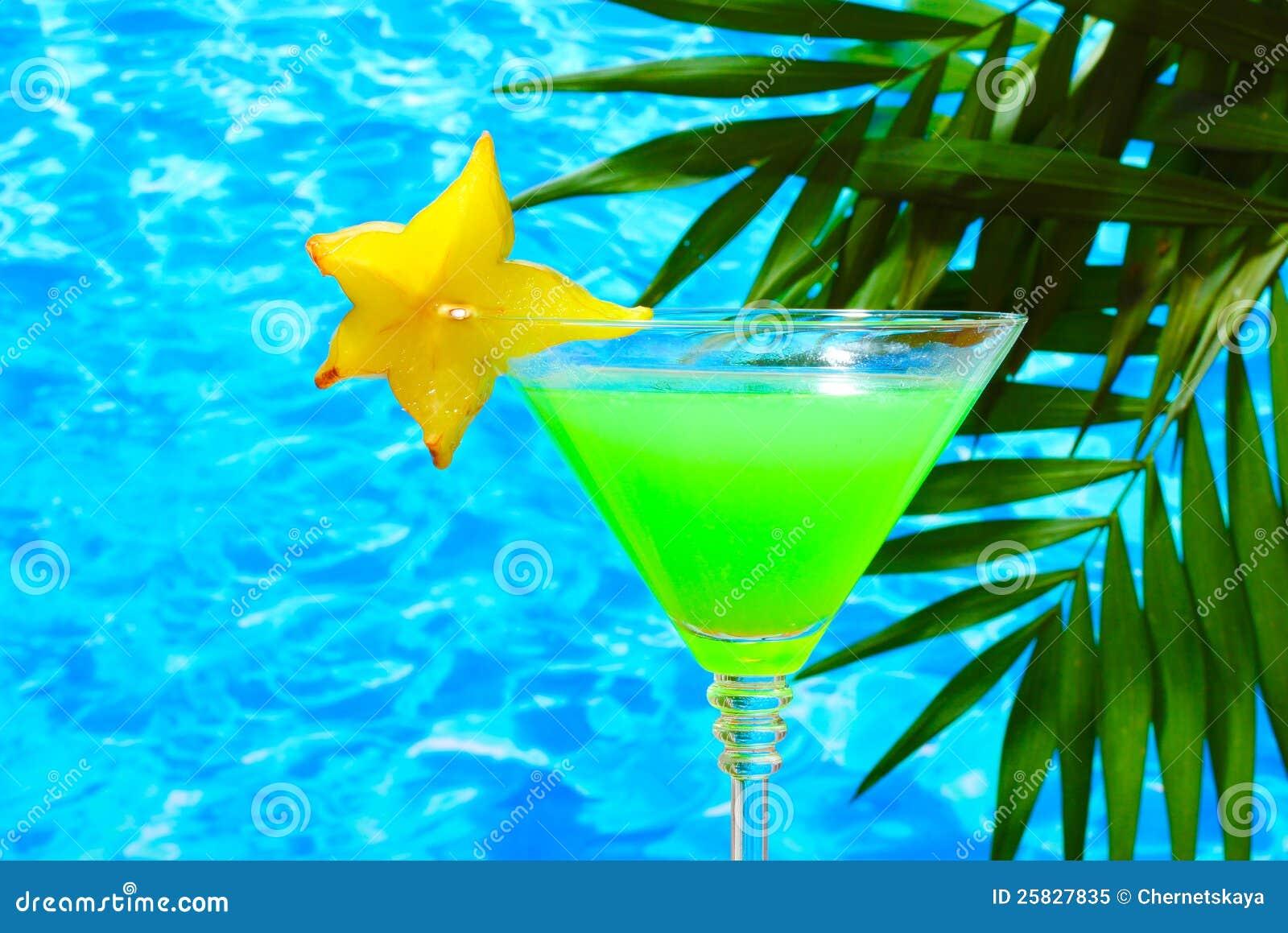 Glasses cocktail