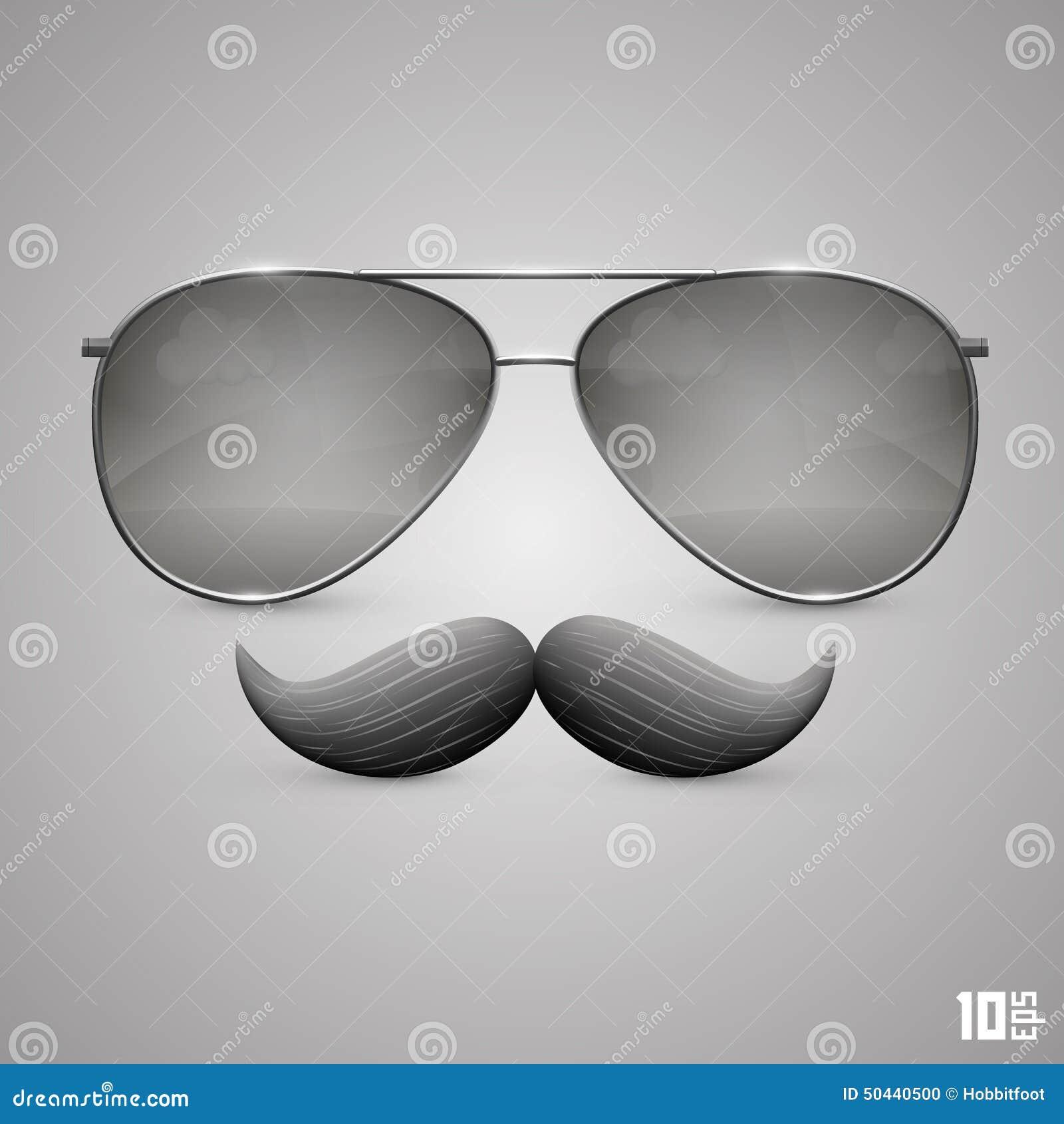 1221d0c5679c Fake Glasses Mustache Stock Illustrations – 354 Fake Glasses Mustache Stock  Illustrations