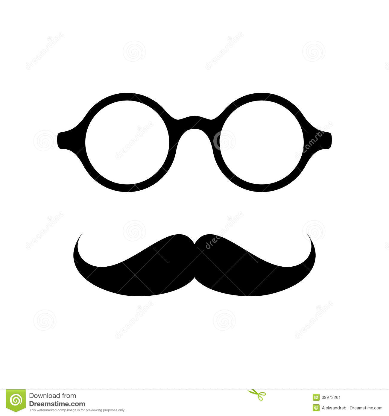 Clipart Reading Glasses