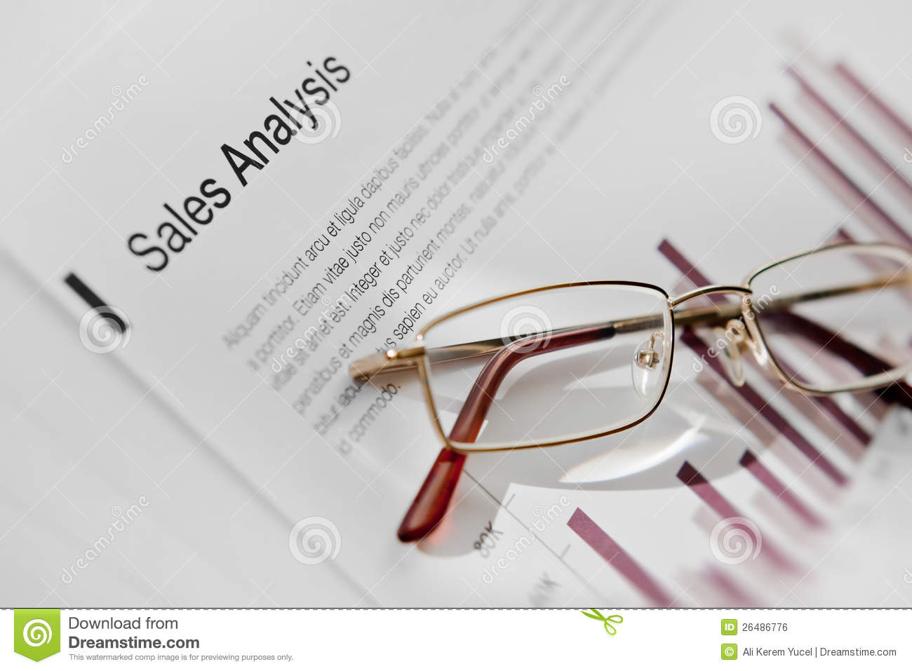 sales analisys