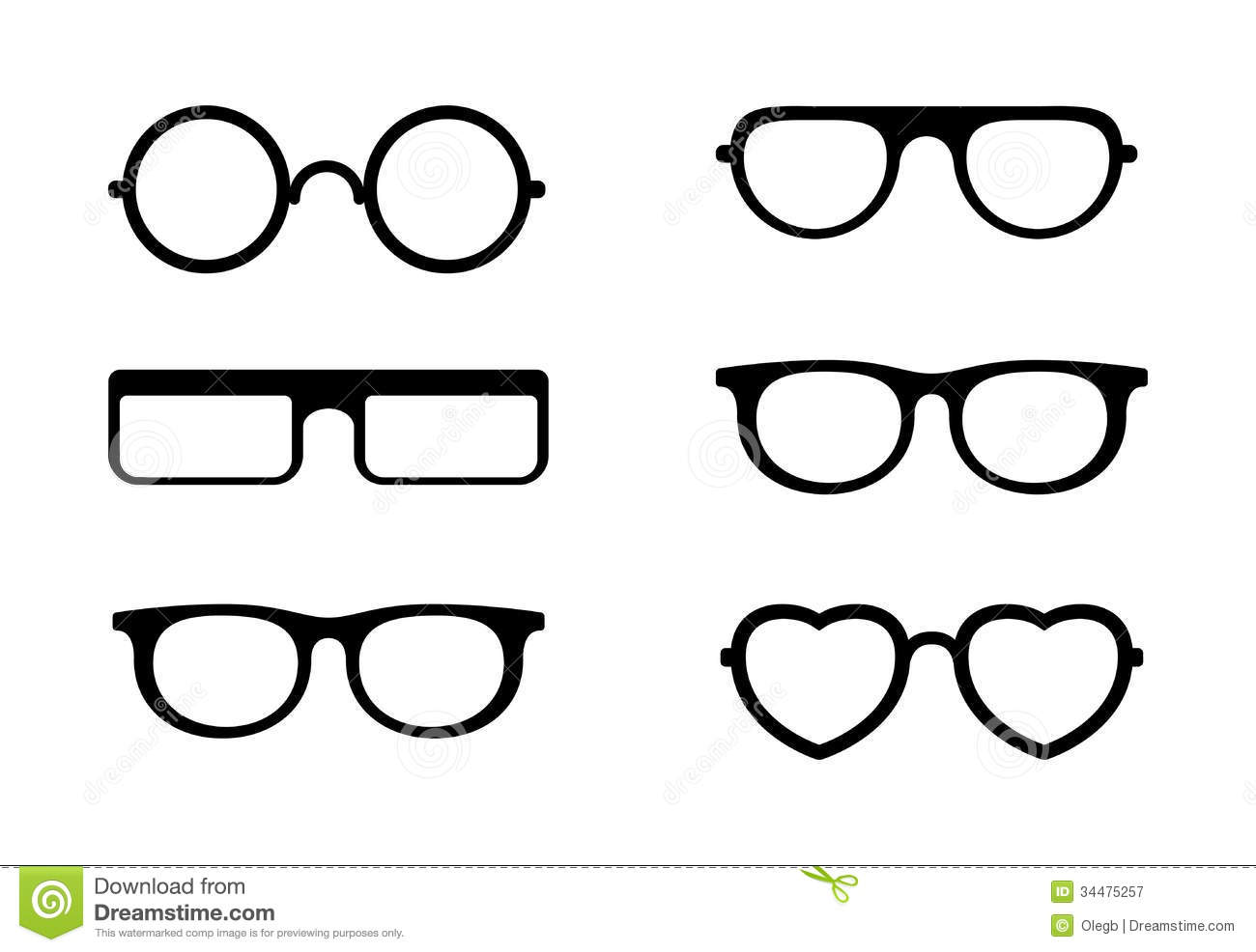 Glasses Royalty... Photoshop Icon Flat