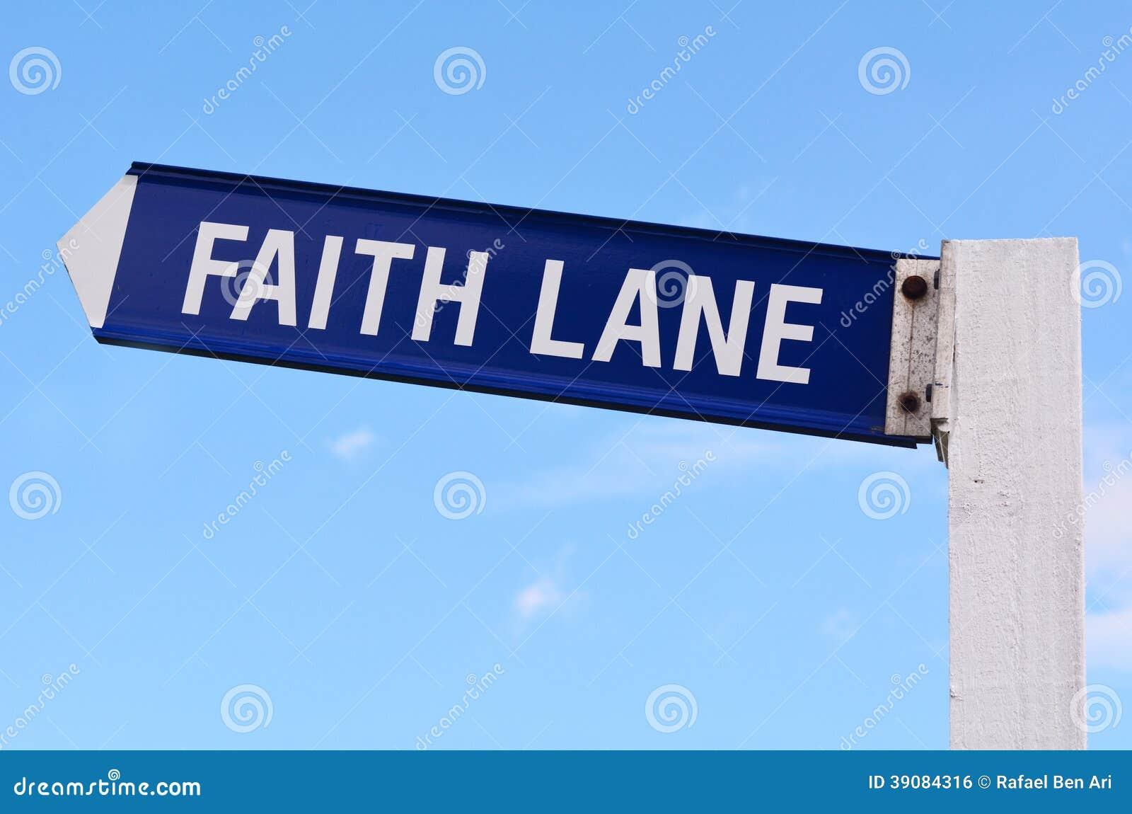 Glauben-Weg