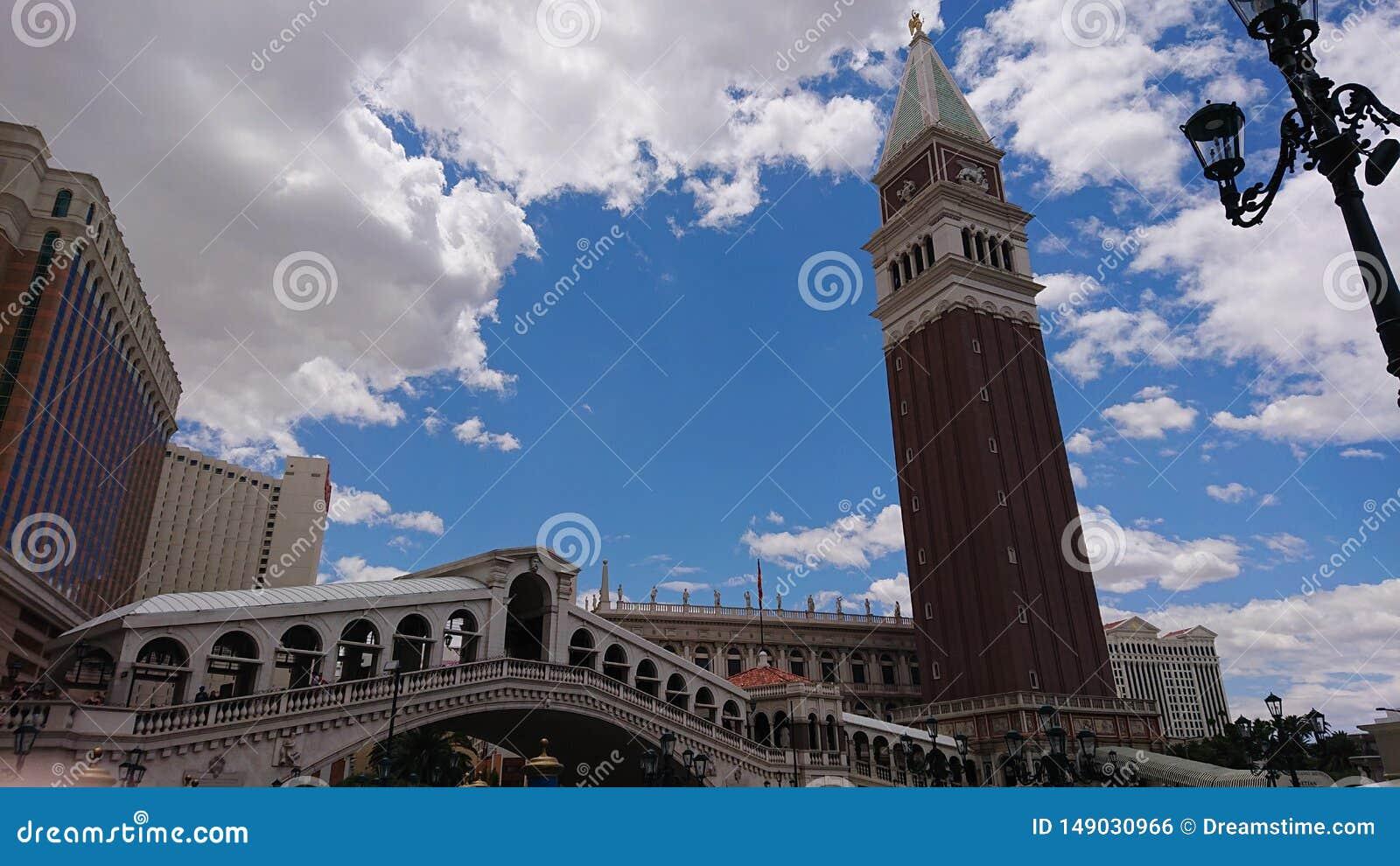 Glaubt wie Venedig in Vegas