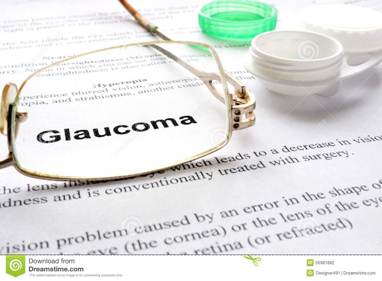 thesis on glaucoma The objectives of the present thesis were to determine the lifetime risk and  duration of glaucoma blindness in a large retrospective study on patients with.