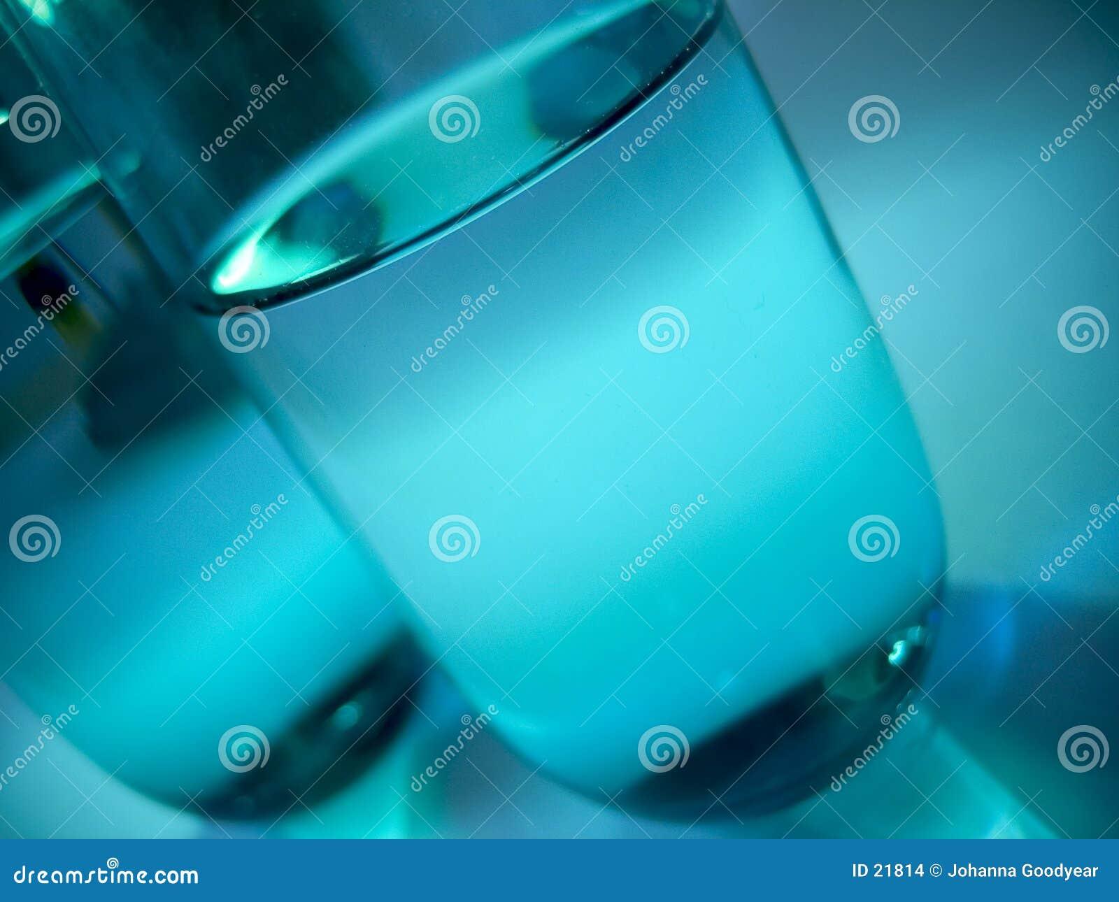 Glazen 3 van het water