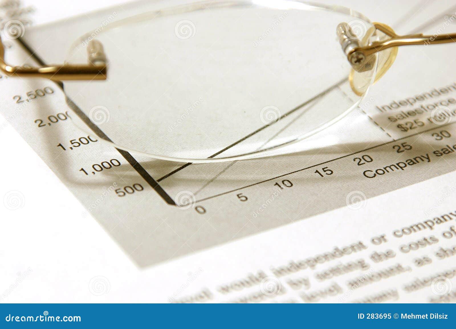 Glazen en de Begroting
