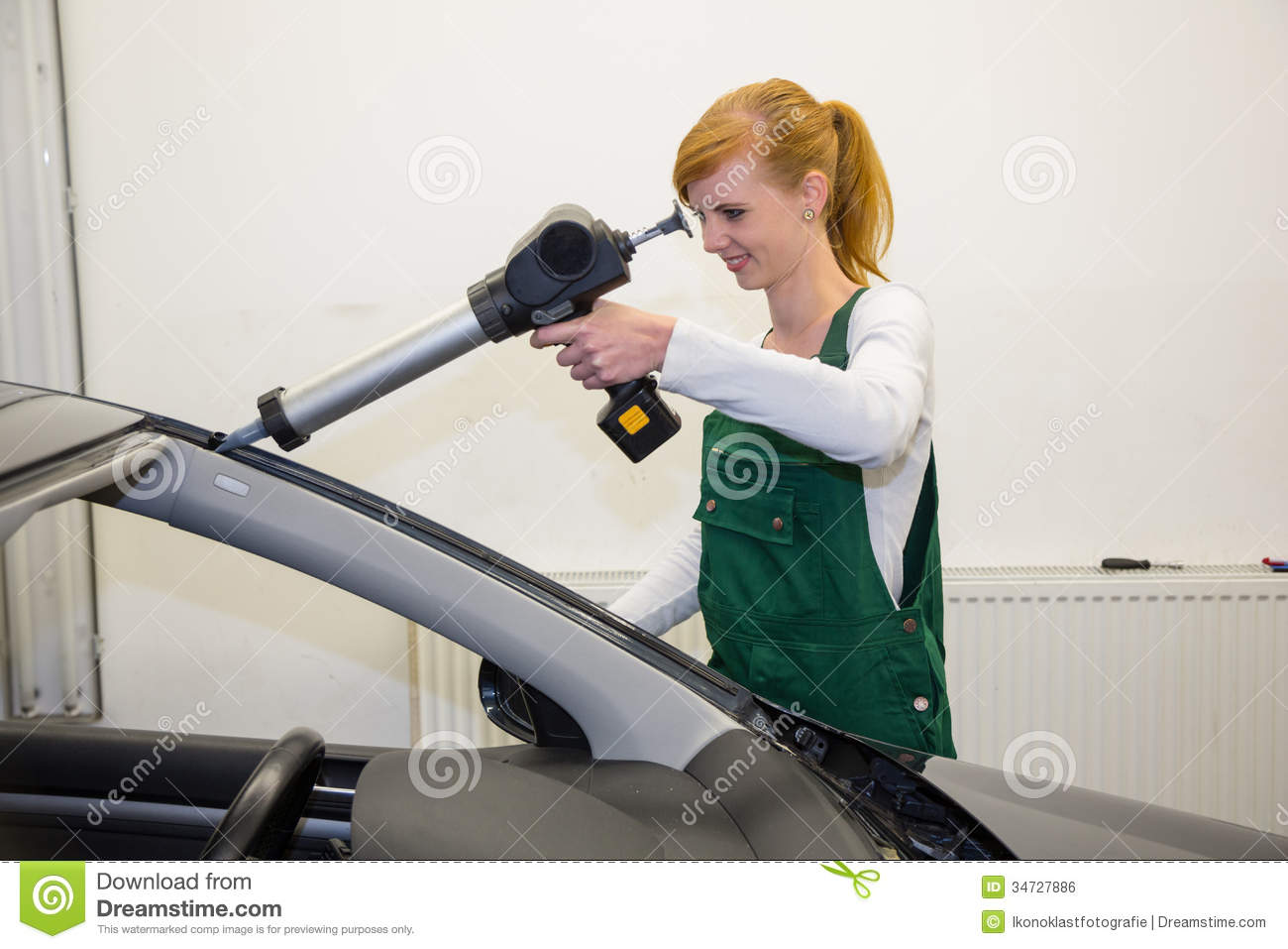 Windshield replacement business plan