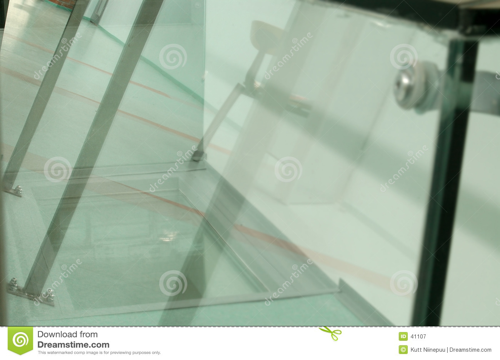 Glazige oppervlakten