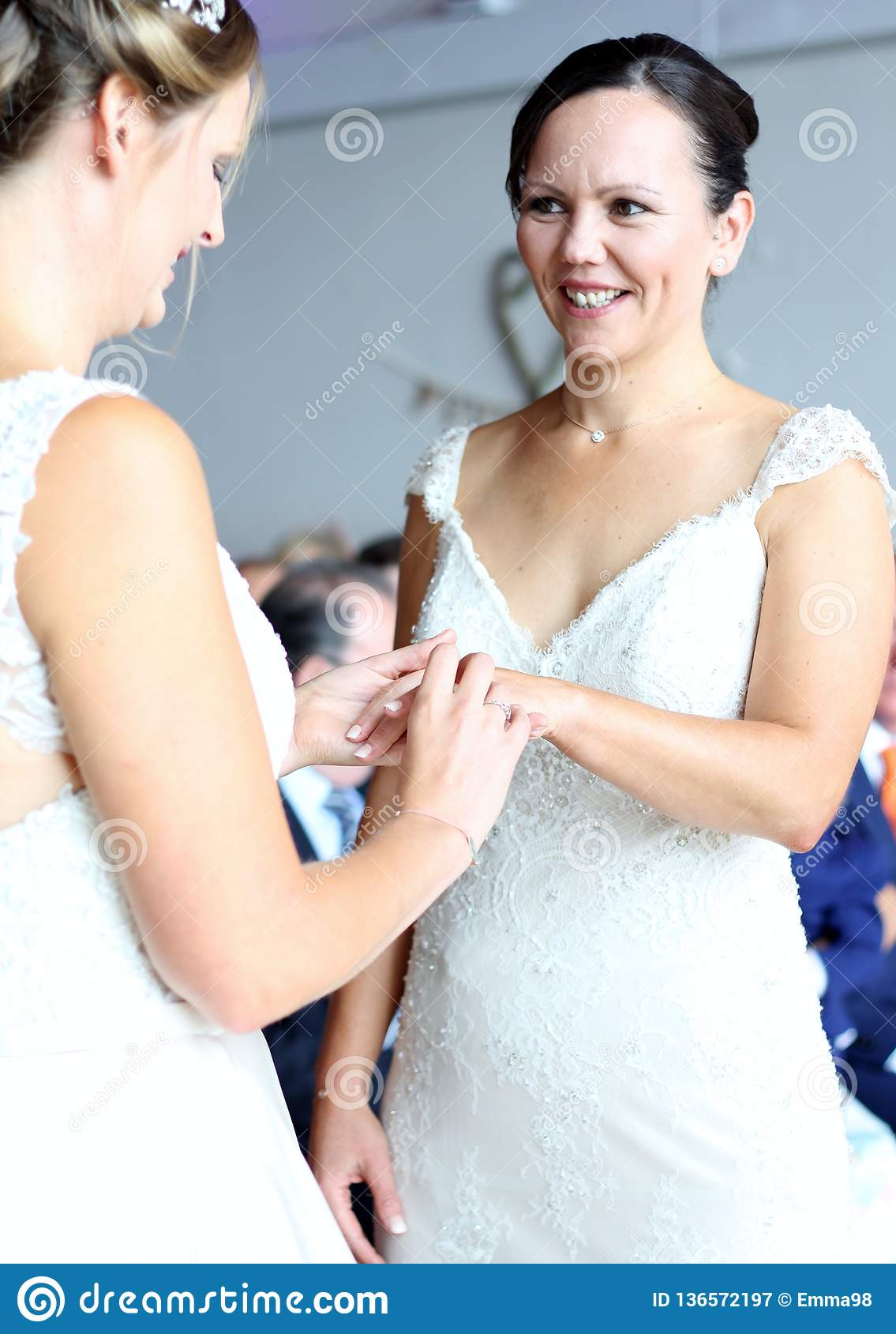 Gleichgeschlechtliche Hochzeit