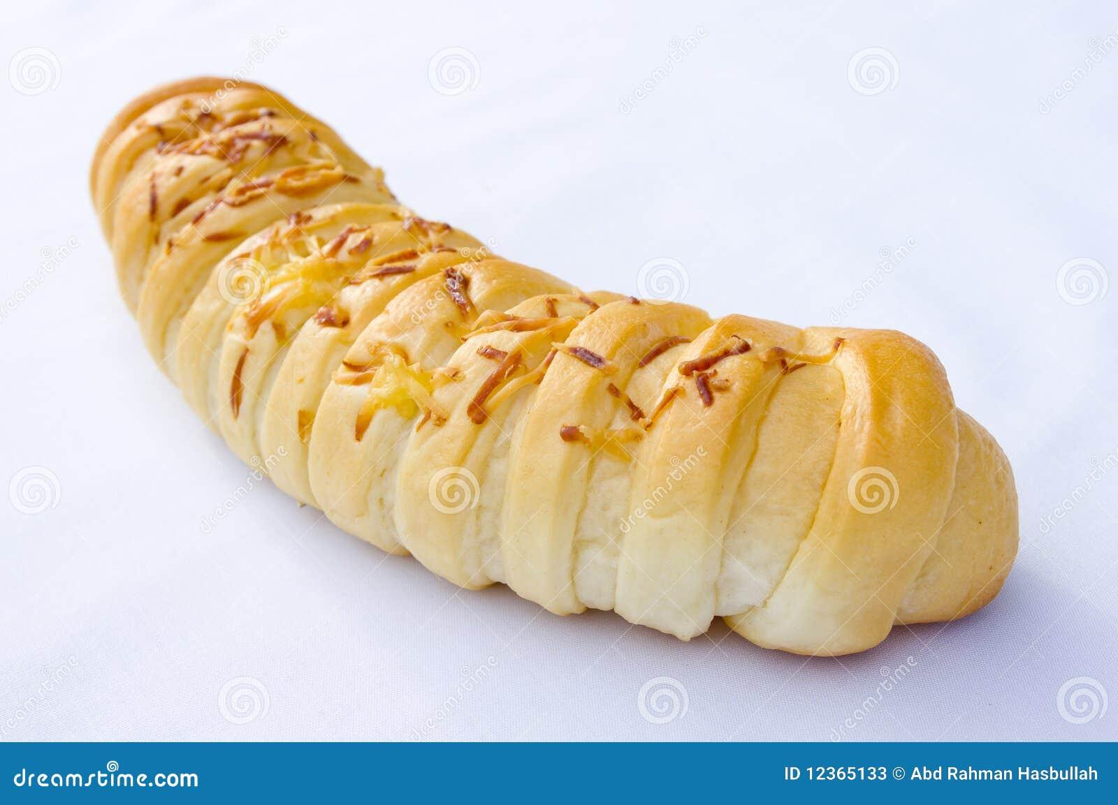 Gleiskettenfahrzeug zerrissenes Käse-Brot