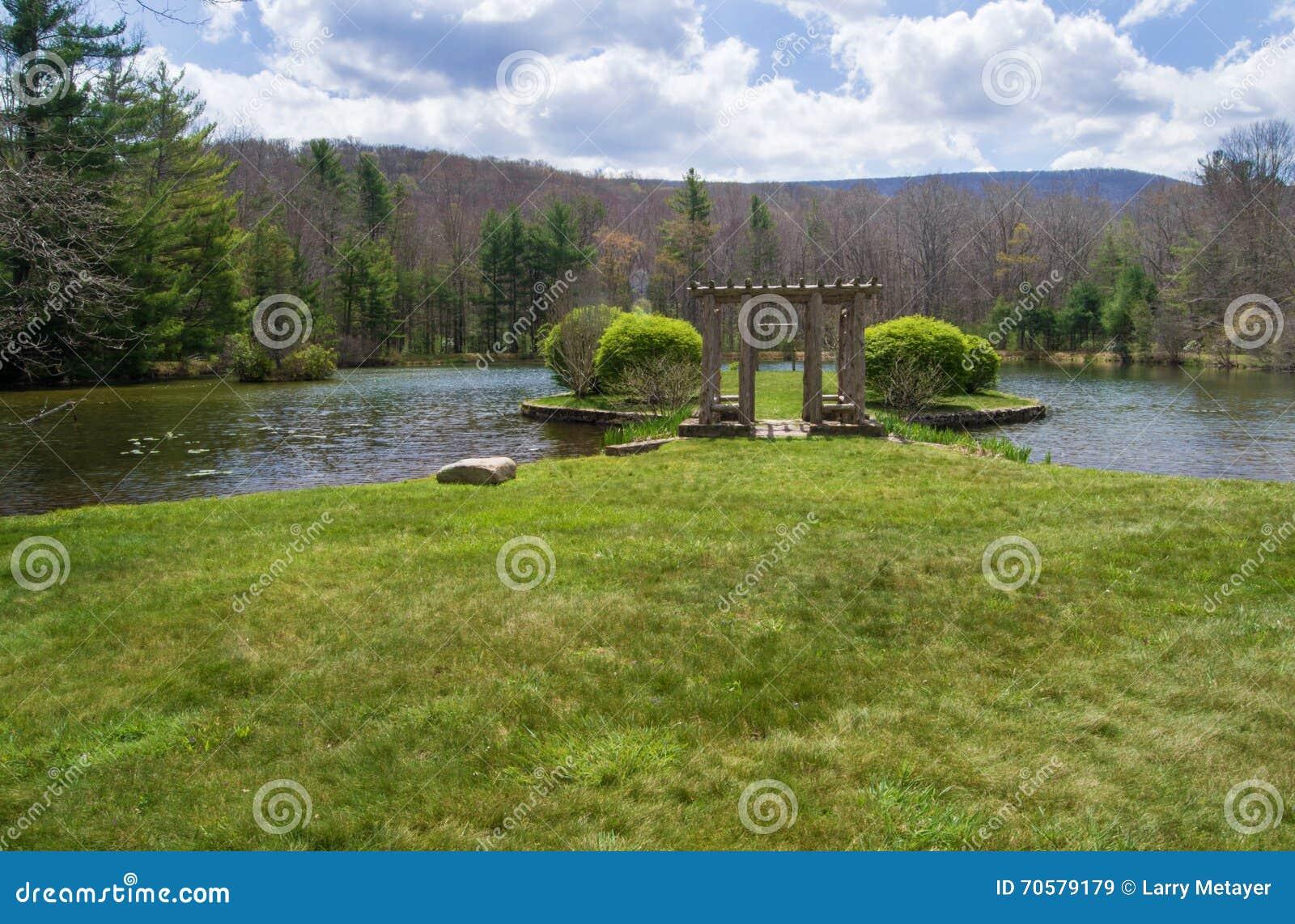 """Glen Alton Farm †die """"op Vijver wijzen"""