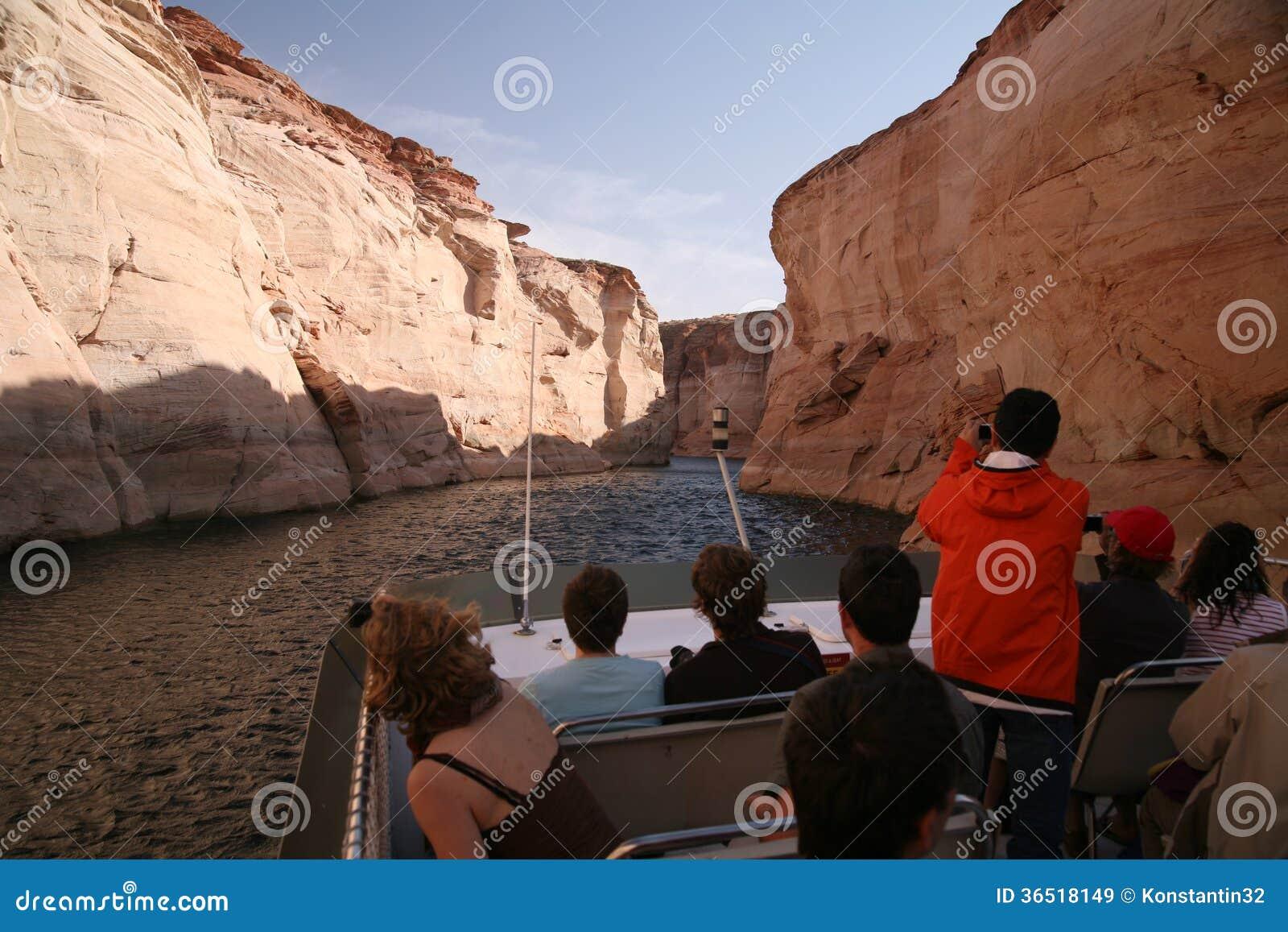 Glen Canyon, lac Powell, Arizona, Etats-Unis