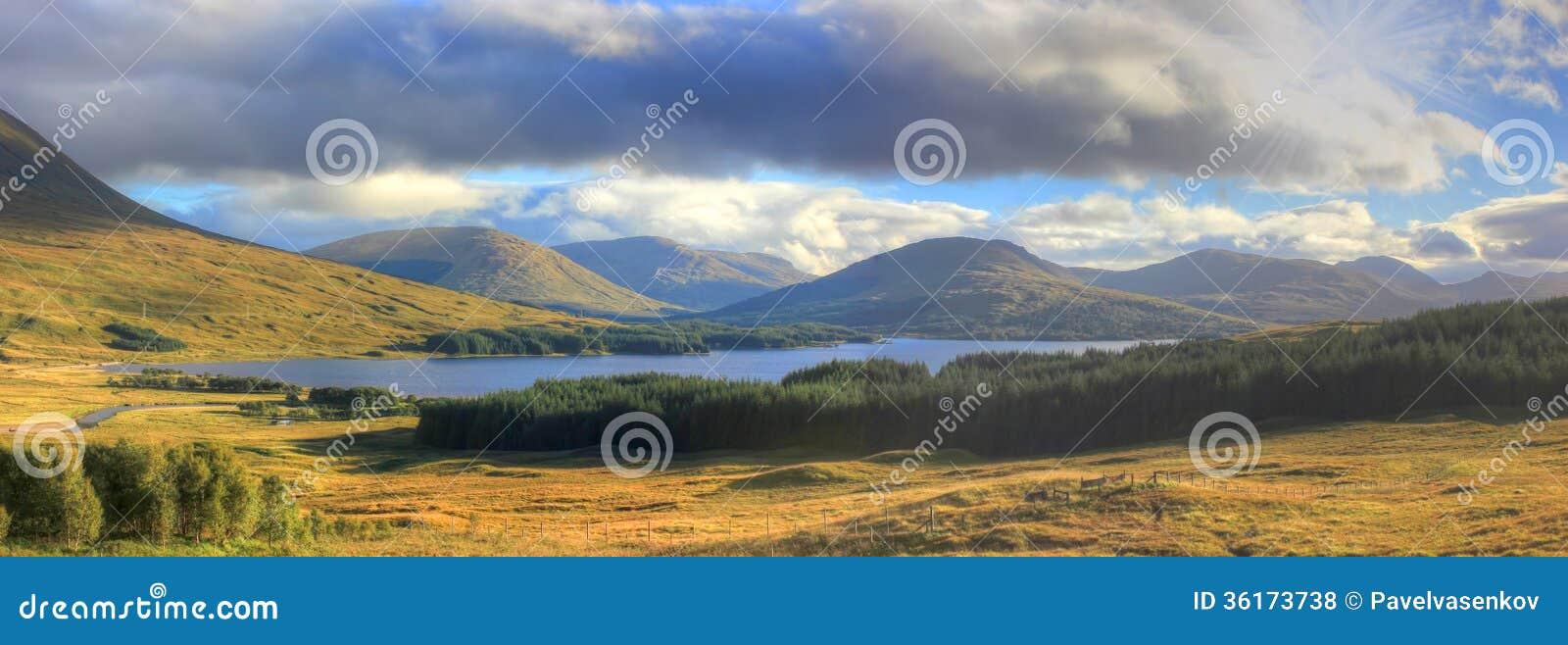 Glen Coe, Hochland, Schottland, Großbritannien