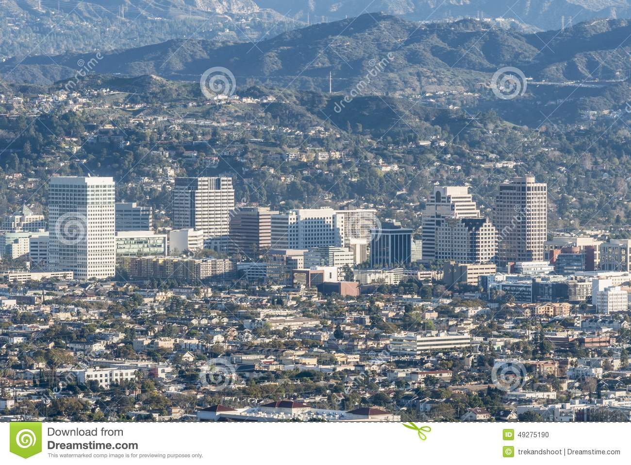 Glendale california stock photo image 49275190 for The glendale