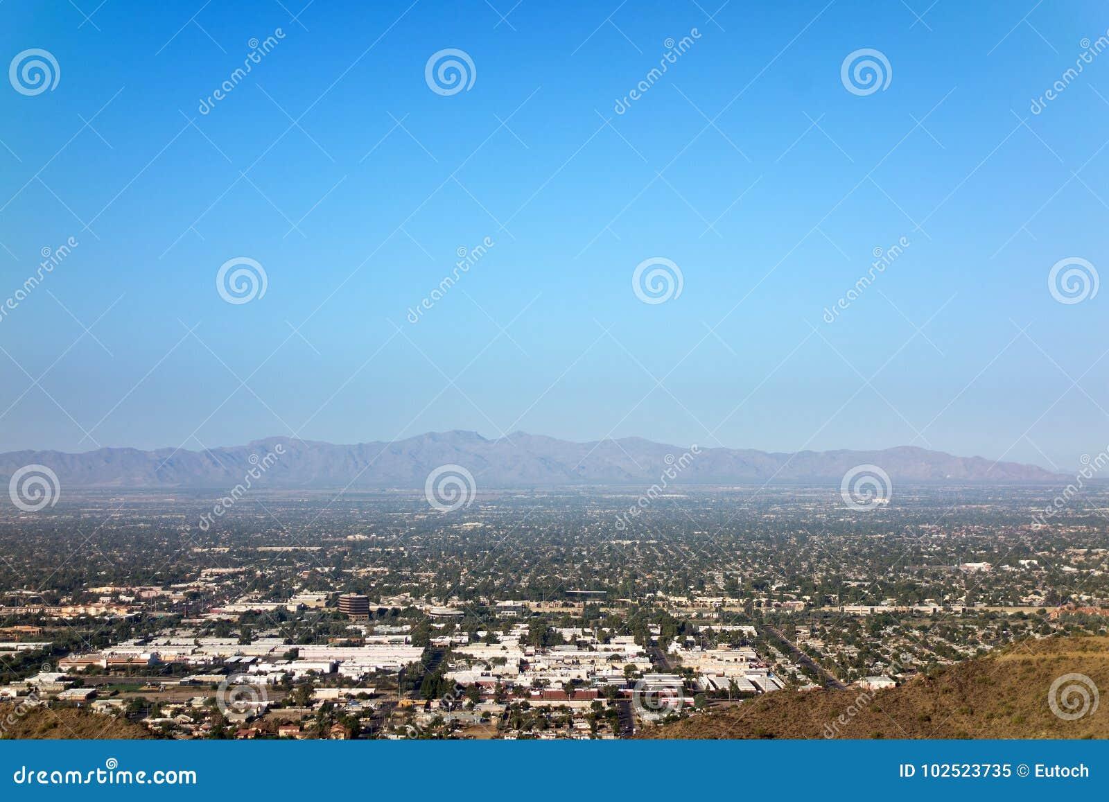 Glendale, Peoria en Phoenix, AZ