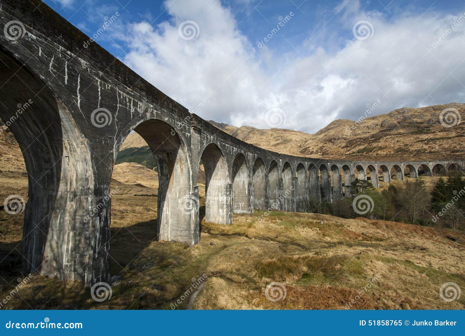 Glenfinnan高架桥