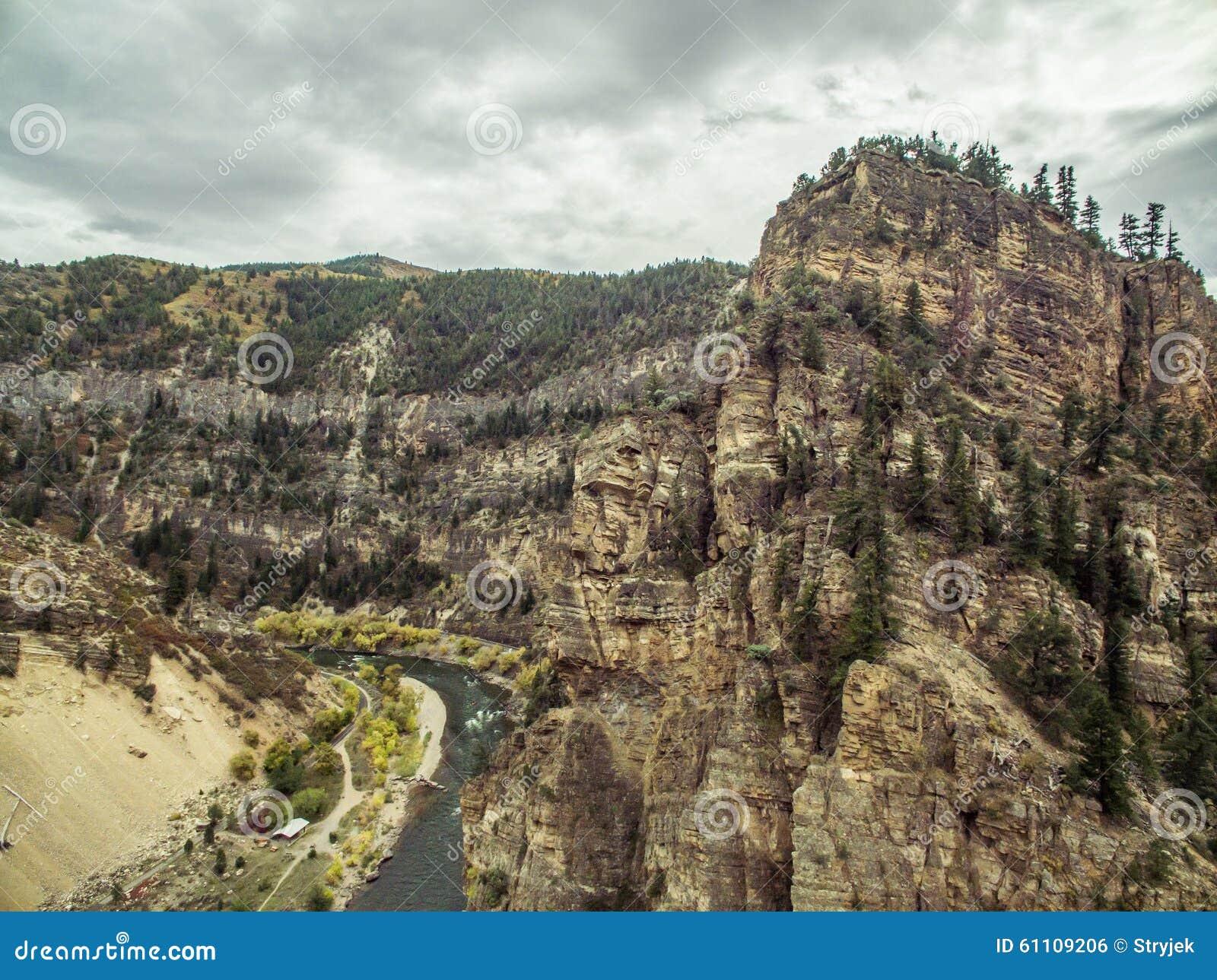 Glenwood峡谷-科罗拉多