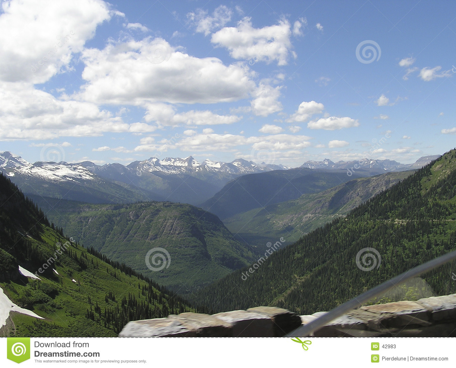 Gletscherspitzen