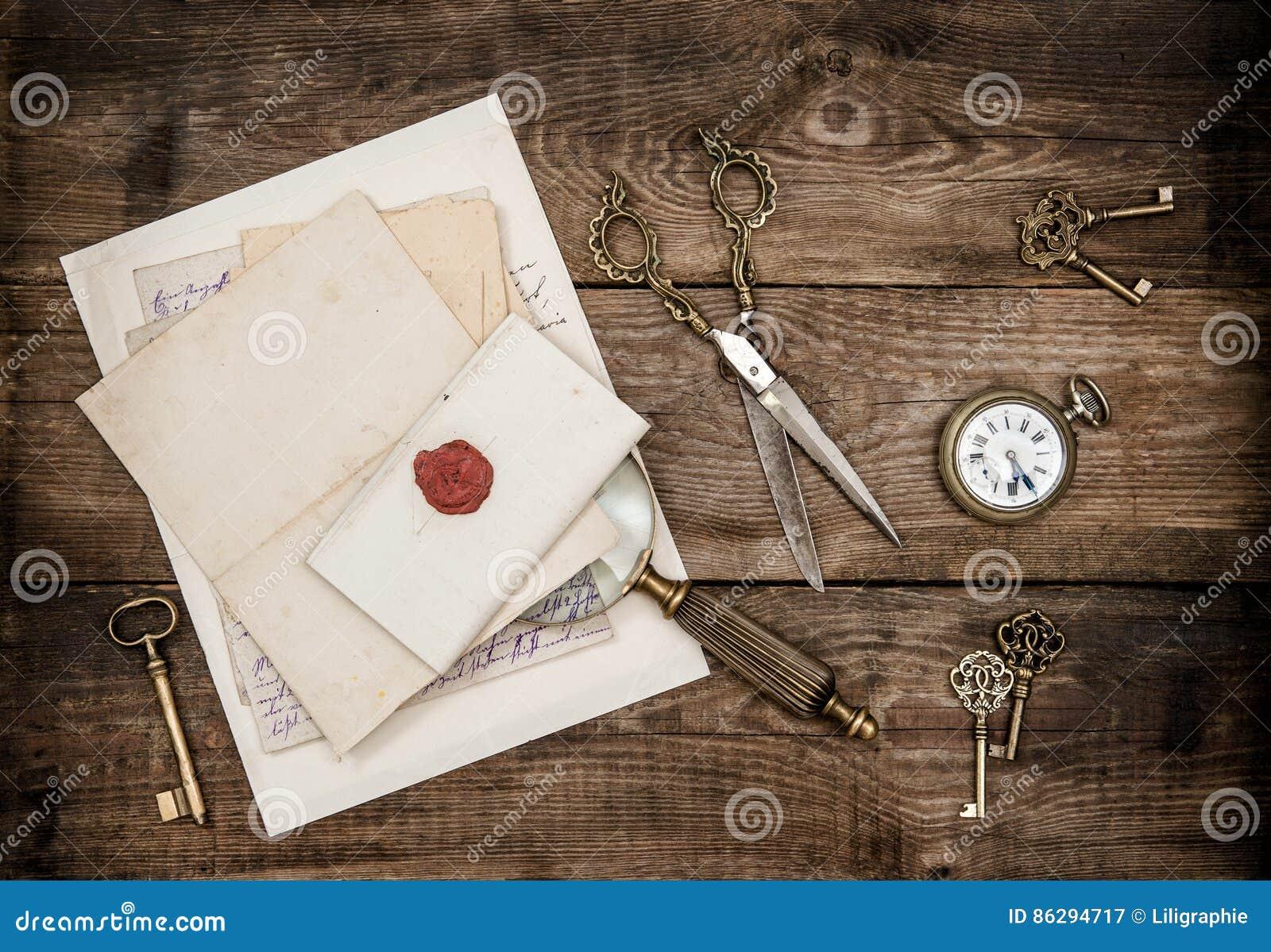 Ufficio K : Gli articoli per ufficio antichi che scrivono ad accessori il