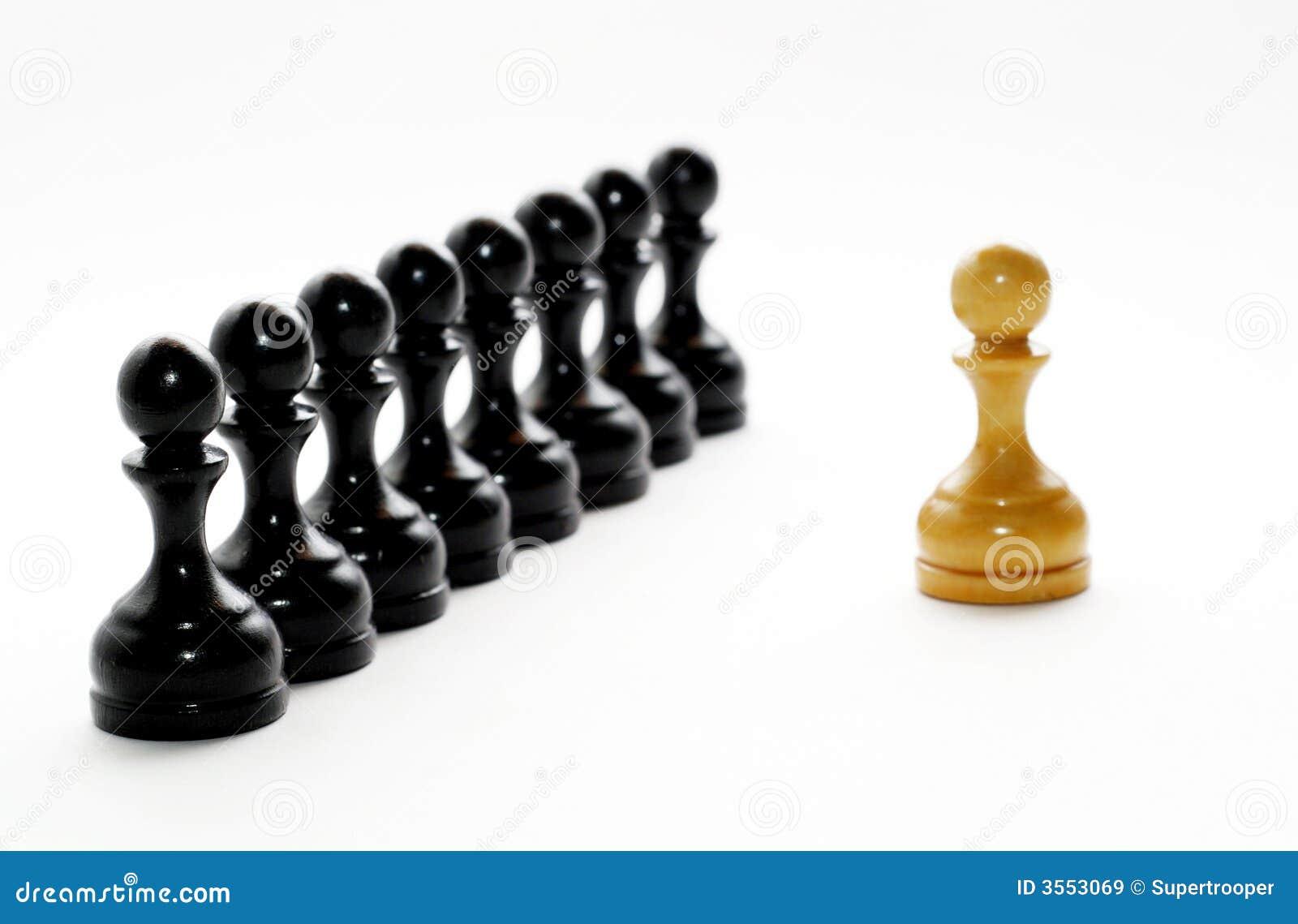 Gli scacchi calcolano i bishops