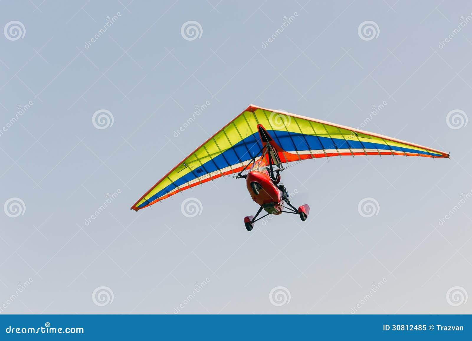 Glider Royalty Free Stock Photo Image 30812485