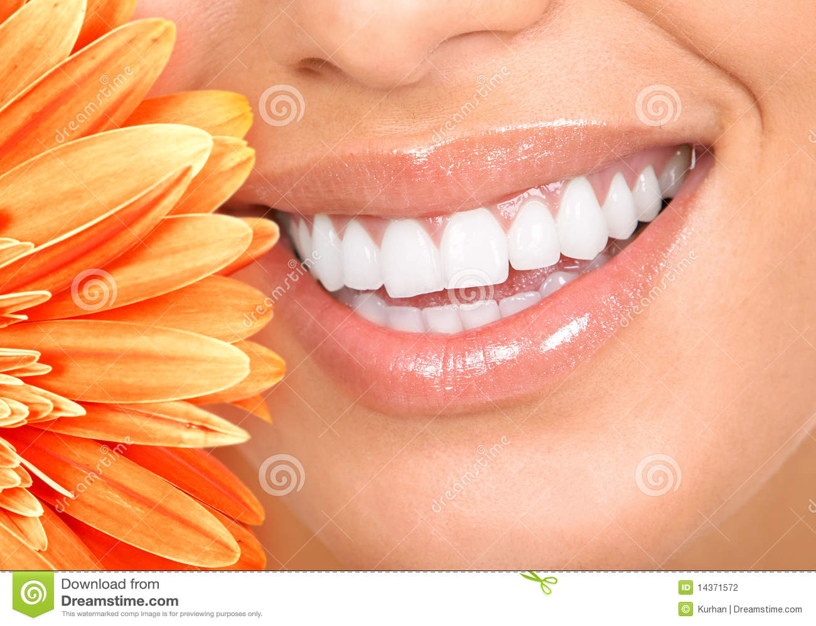 Glimlach en tanden