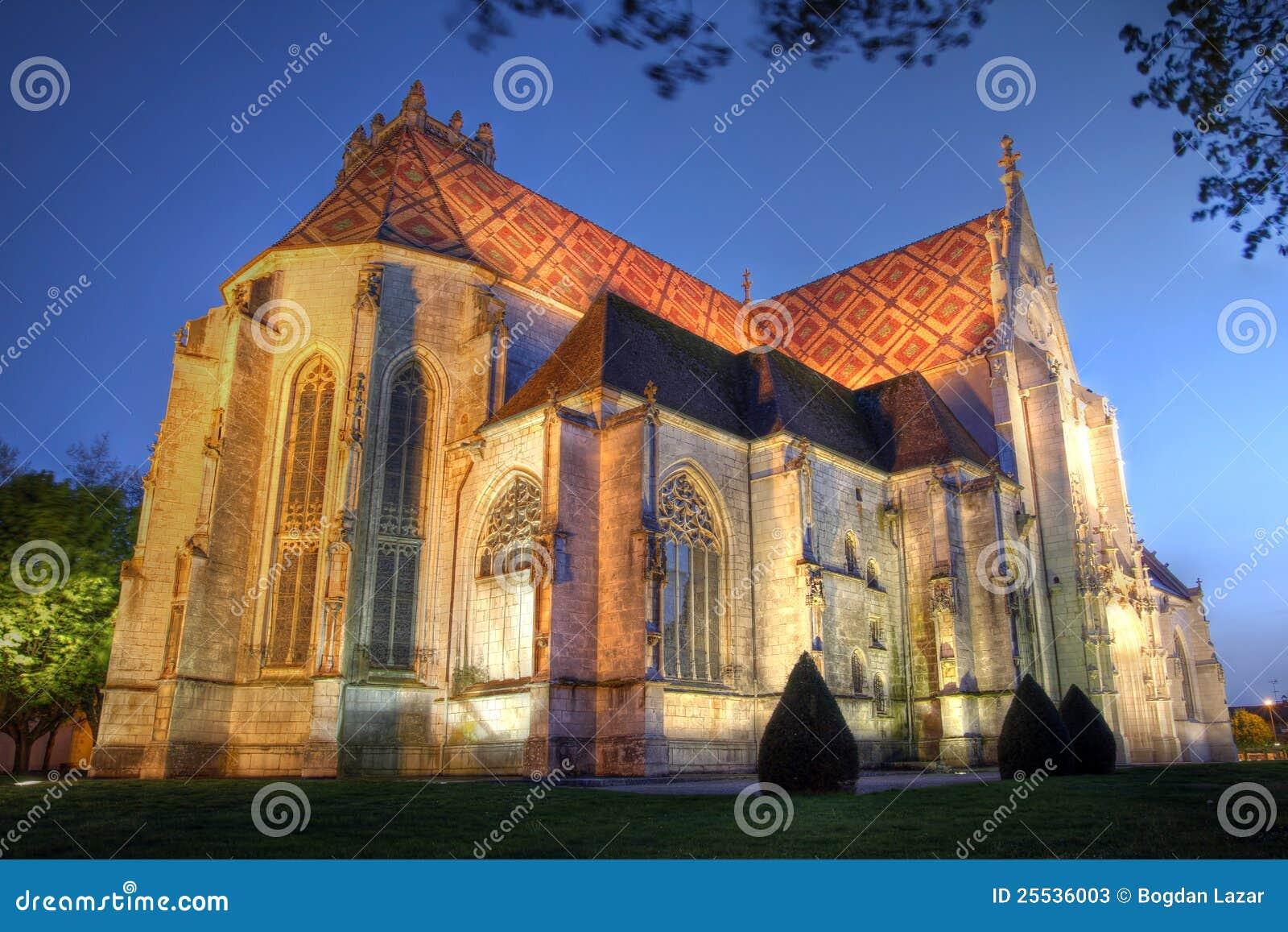 Glise de monast re de brou france photos stock image 25536003 - Piscine municipale bourg royal toulon ...