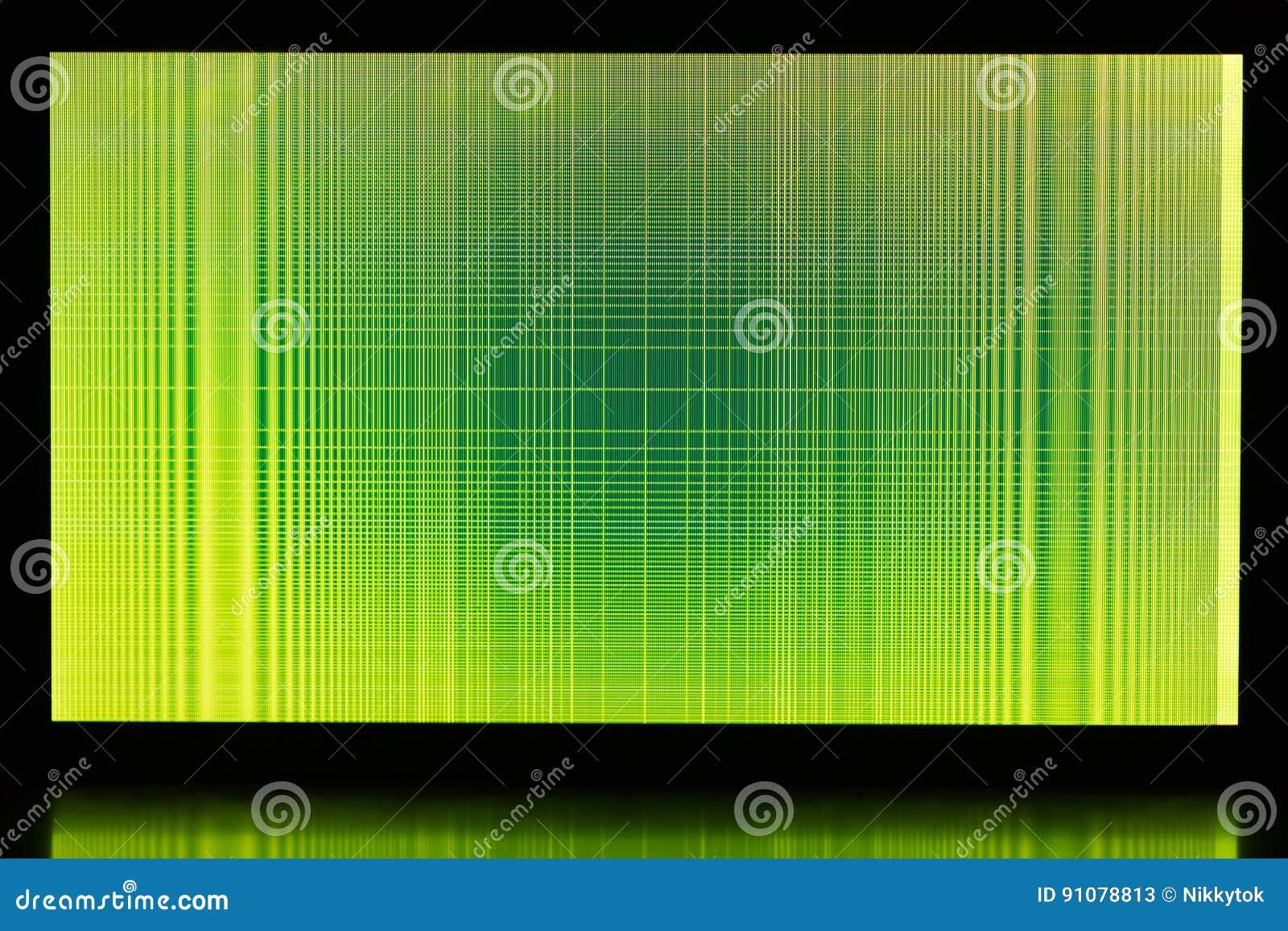 green screen crack effect