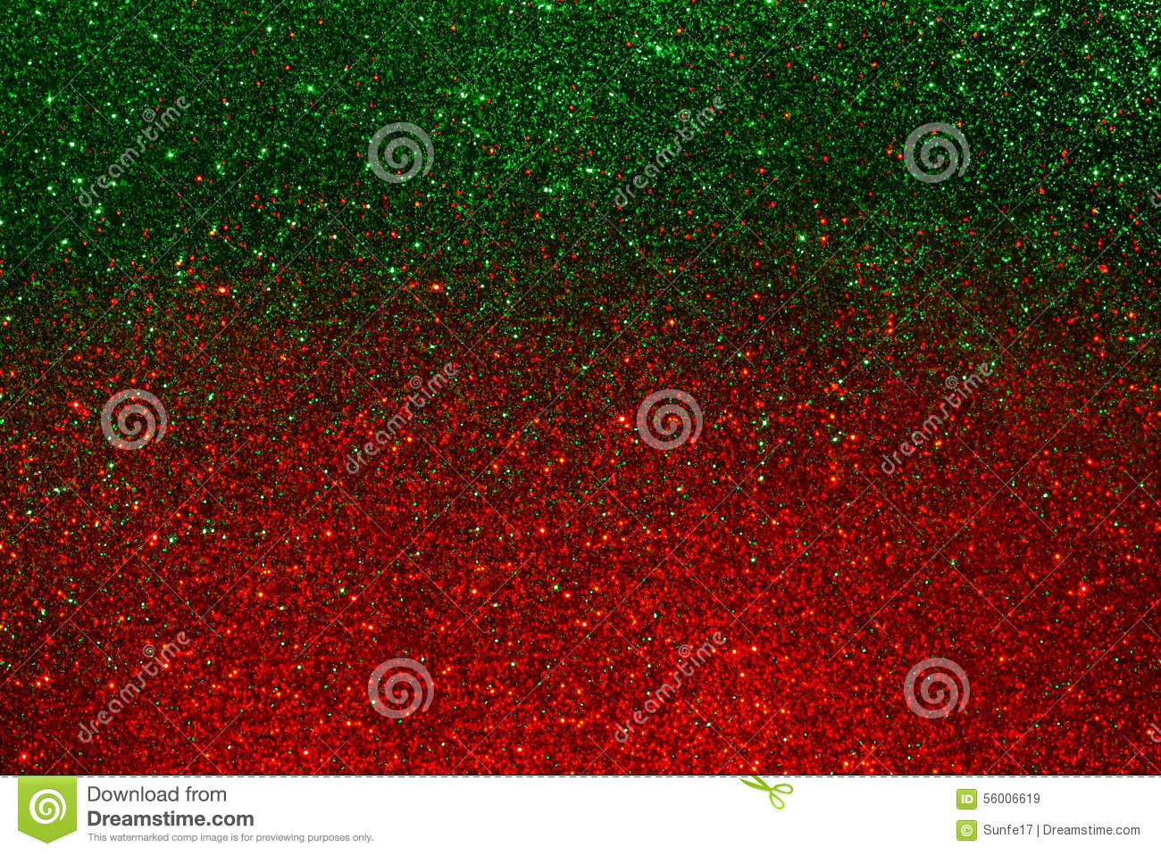 red and green sparkles - photo #11