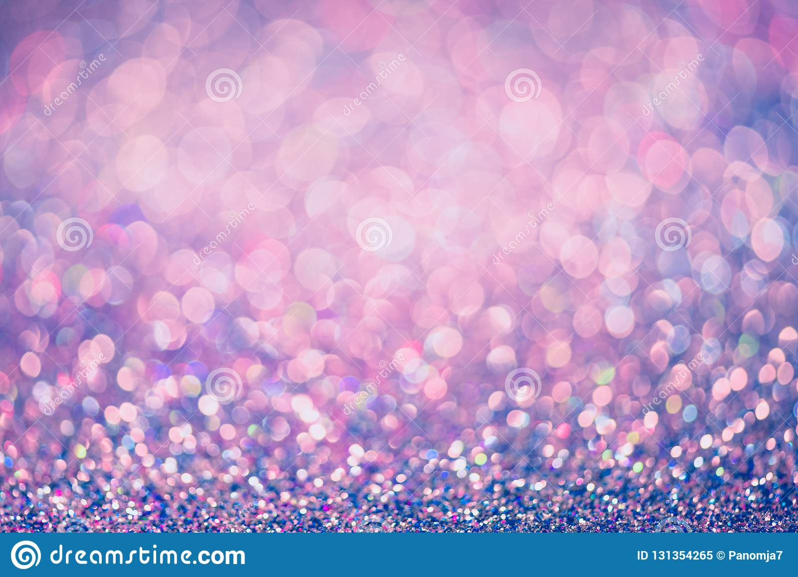 glitter gold bokeh Colorfull Blurred abstract background for birthday, anniversary, wedding, new year eve or Christmas