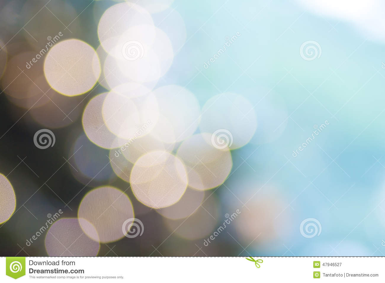 Glitter light background abstract