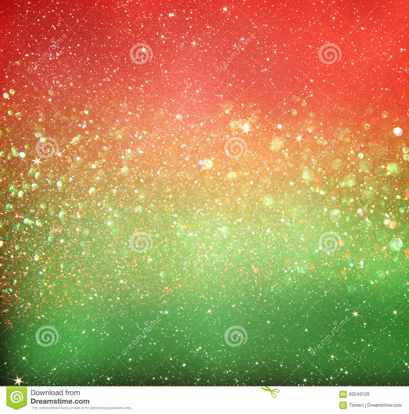 red and green sparkles - photo #12