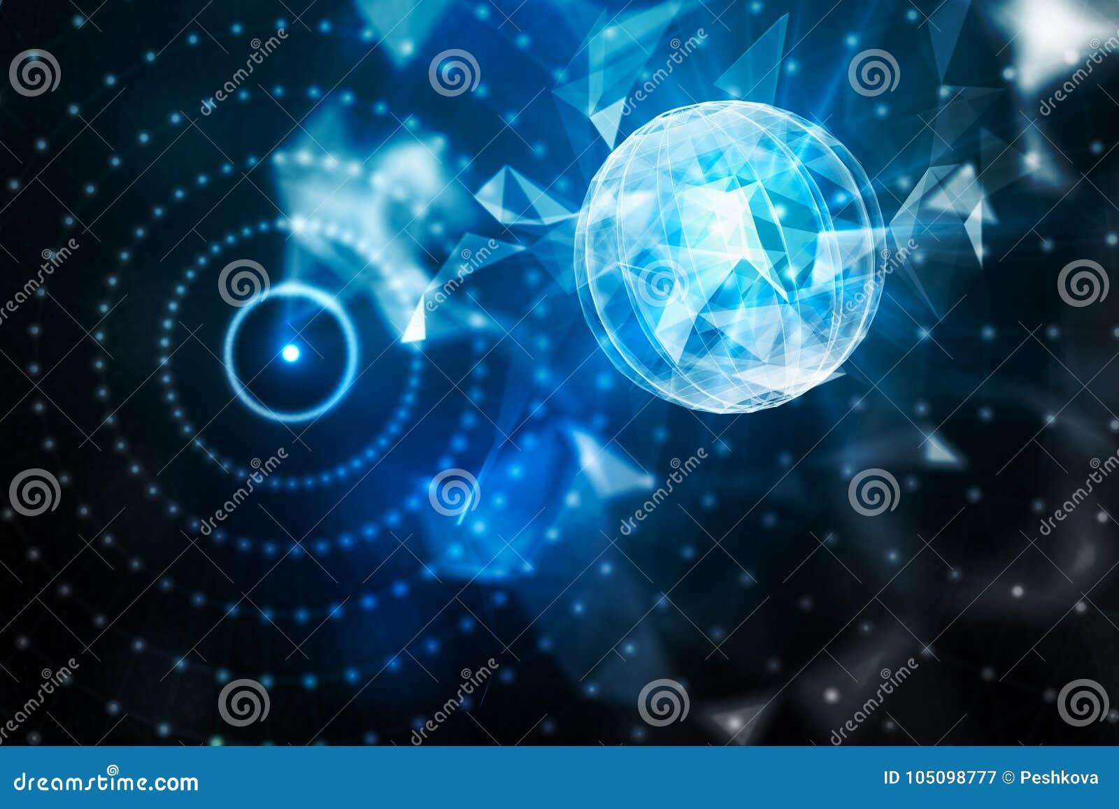 Globaal bedrijfs en innovatieconcept