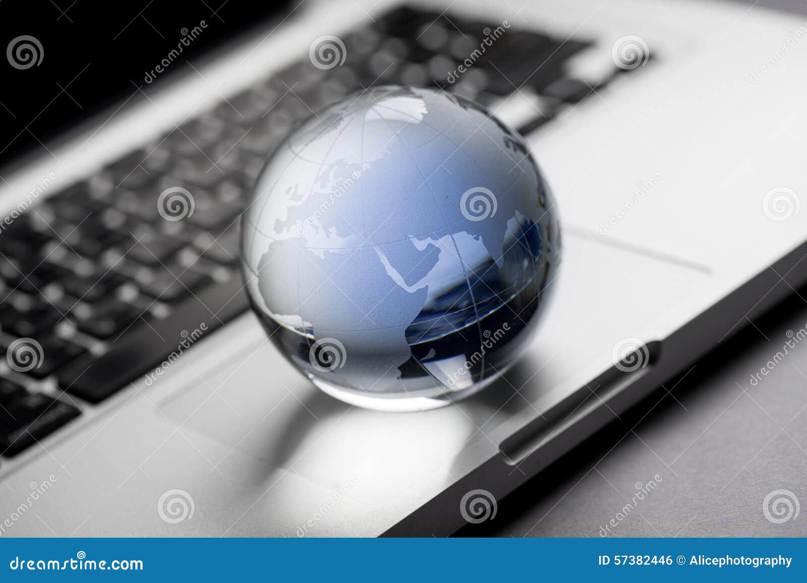 Globaal & internationaal bedrijfsconcept