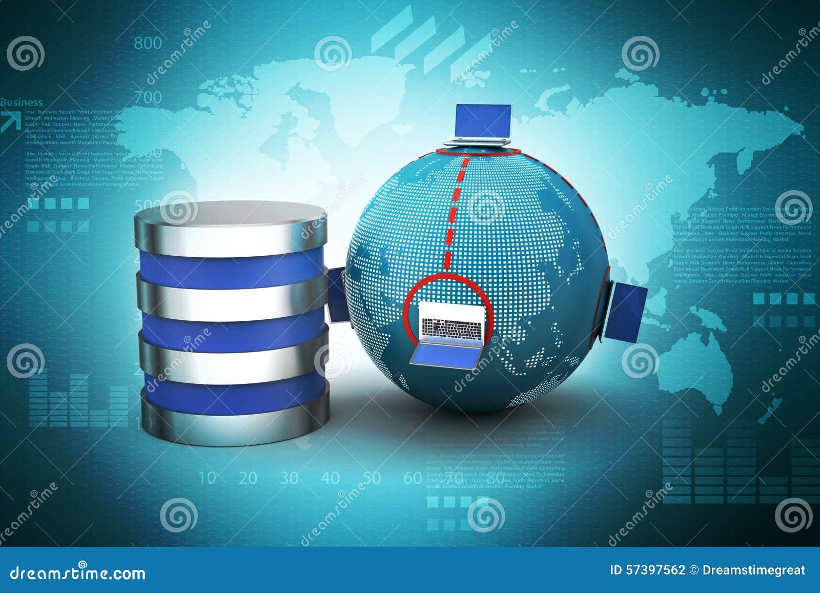 Globaal voorzien van een netwerkconcept