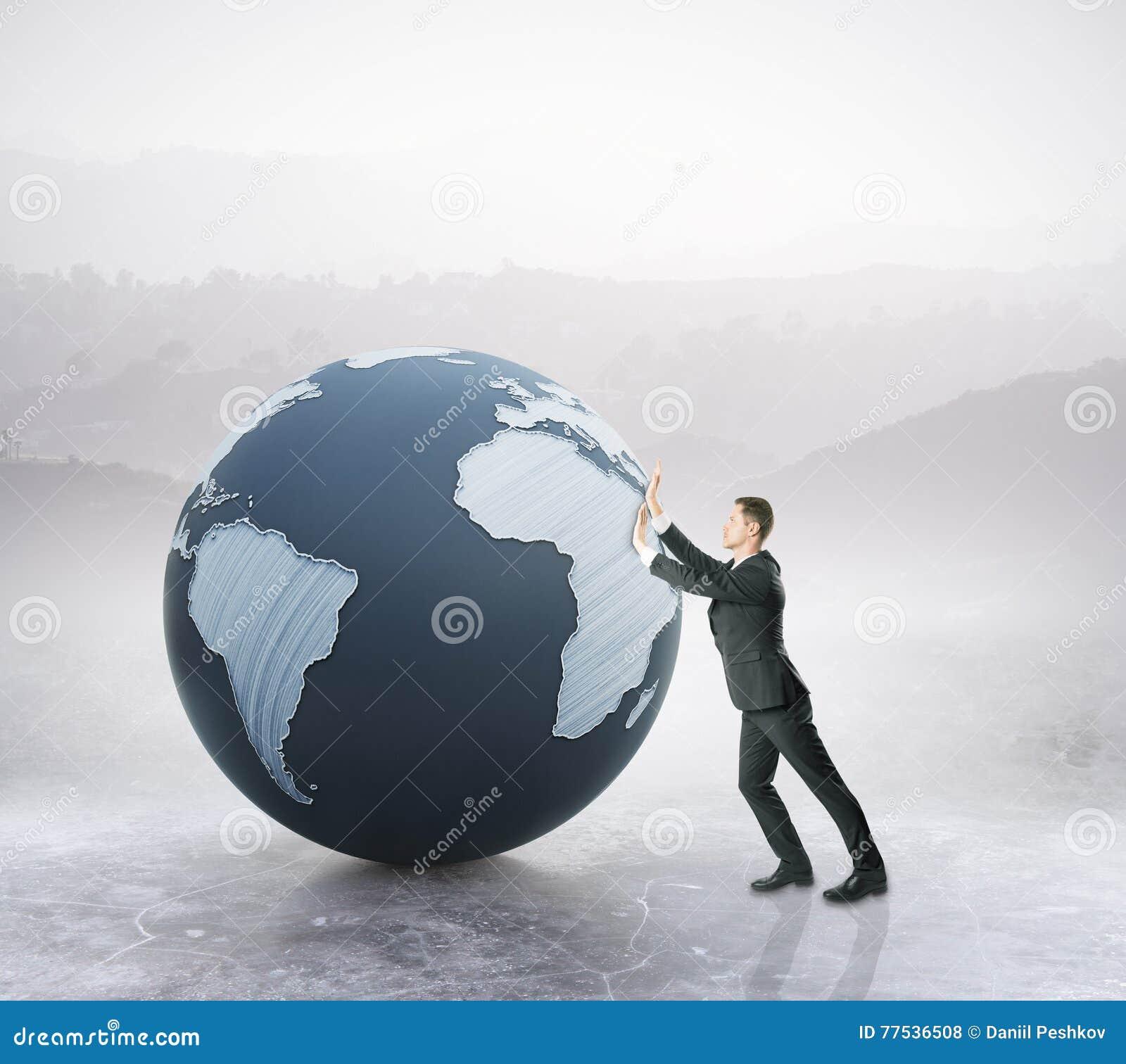 Global affärsidé