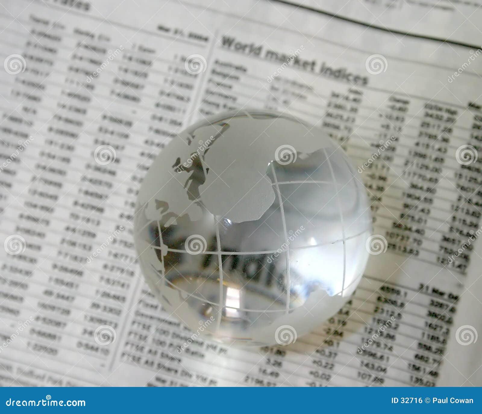 Global aktieägare
