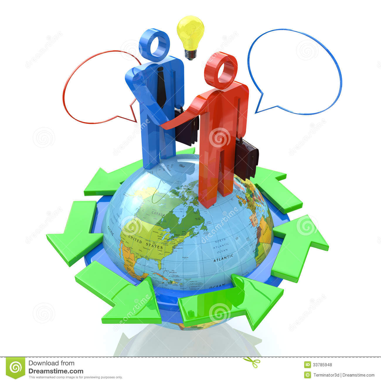 Global business meeting royalty free stock photos image for Global design company