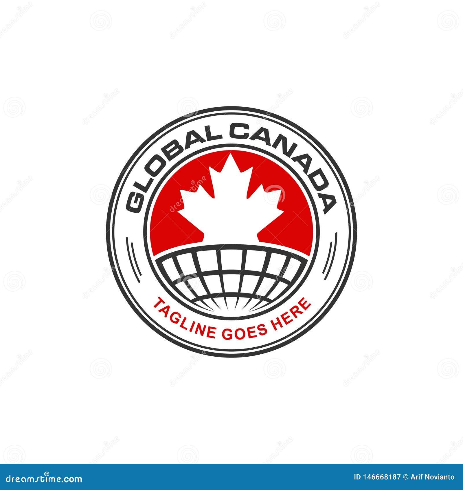Global canada logo emblem